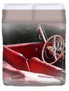 Mercedes Benz 190 Sl Duvet Cover