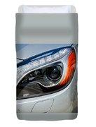 Mercedes Benz Light Duvet Cover