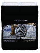 Mercedes Benz Shabby Chic Duvet Cover
