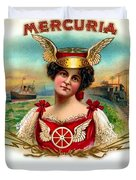 Mercuria Duvet Cover