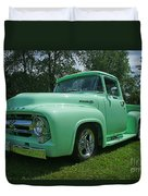 Mercury Pick Up Duvet Cover