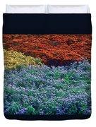 Merging Colors Duvet Cover