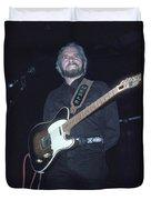 Merle Haggard Duvet Cover