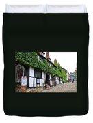Mermaid Inn Rye Duvet Cover