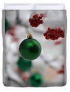 Merry Christmas 2 Duvet Cover
