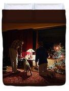 Merry Christmas Everyone Duvet Cover