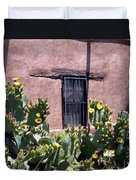 Mesilla Bouquet Duvet Cover by Kurt Van Wagner