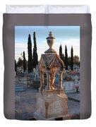 Mesilla Nm Cemetery 26 Duvet Cover