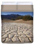 Mesquite Dune Mosaic Duvet Cover