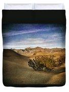 Mesquite Flat Sand Dunes Death Valley Img 0080 Duvet Cover