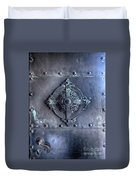 Metal Door Duvet Cover