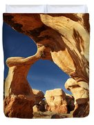 Metate Arch Duvet Cover