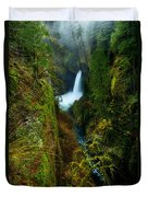 Metlako Falls Duvet Cover
