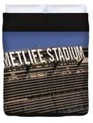 Metlife Stadium Duvet Cover