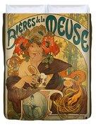 Meuse Beer Duvet Cover