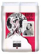 Mexicali Rose Duvet Cover