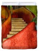 Mexican Colors Duvet Cover