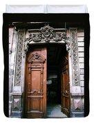 Mexican Door 5 Duvet Cover