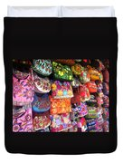 Mexican Purses Duvet Cover