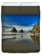 Meyers Creek Beach Duvet Cover