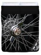 Mg Wheel Duvet Cover