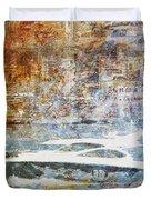 Mgl - Gold Mediterrane 05 Duvet Cover