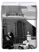 Miami Beach - Art Deco 20 Duvet Cover