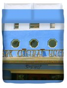 Miami Beach - Art Deco 6 Duvet Cover