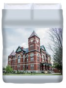 Miami County Courthouse 3 Duvet Cover