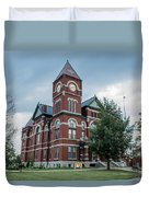 Miami County Courthouse 4 Duvet Cover
