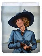 Michelle Pfeiffer Duvet Cover
