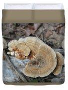 Michigan Fungus 2 Duvet Cover