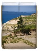 Michigan Sleeping Bear Dunes Duvet Cover