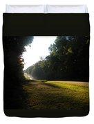 Michigan Sunrise 03 Duvet Cover