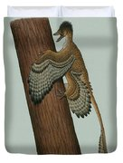 Microraptor Gui, A Small Theropod Duvet Cover