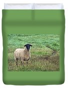 Middle Child - Blackfaced Sheep Duvet Cover