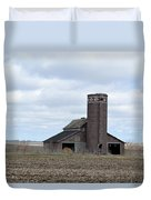 Middle Of Nowhere Duvet Cover