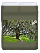 Middleton Place Oak  Duvet Cover