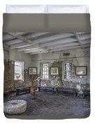 Middleton Place Rice Mill Interior Duvet Cover