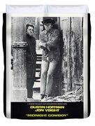 Midnight Cowboy  Duvet Cover
