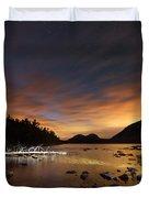 Midnight Explorer Duvet Cover