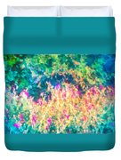 Midnight In The Garden Duvet Cover