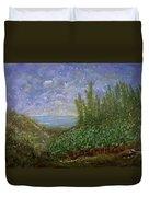 Midnight Lullaby Duvet Cover