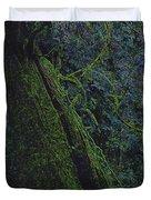 Midnight Tree By Jrr Duvet Cover