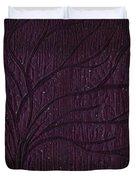 Midnight Tree Duvet Cover