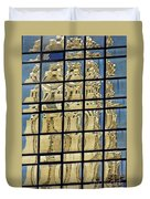 Midtown Reflections 7 Duvet Cover