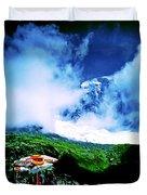 Le Milieu De Mont Blanc   Duvet Cover