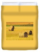 Midwest Farming Duvet Cover