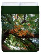 Mighty Fall Oak #1 Duvet Cover