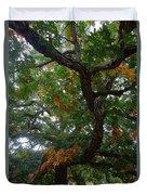 Mighty Fall Oak #2 Duvet Cover